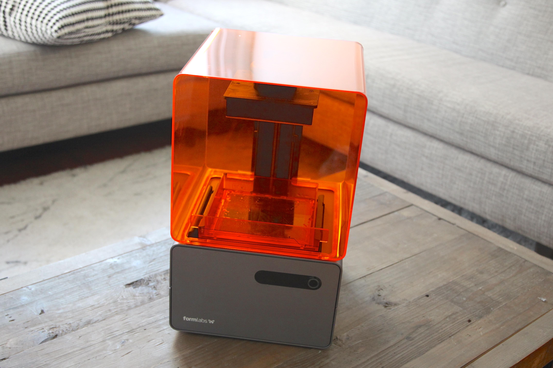 Formlabs Form 1+ 3D printer