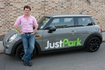 JustPark founder Anthony Eskinazi