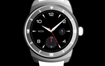 lg G watch r face