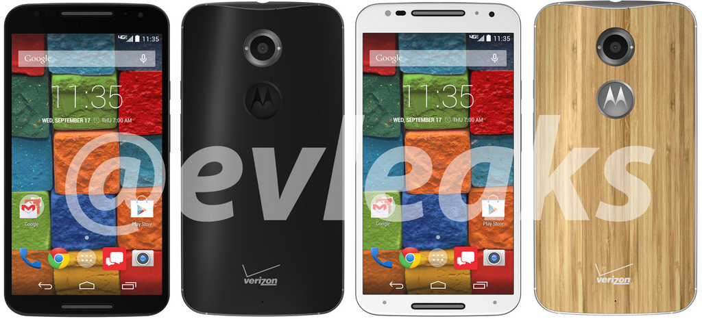 Moto X+1 eveaks