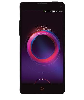 ZTE Nubia 5s mini LTE front