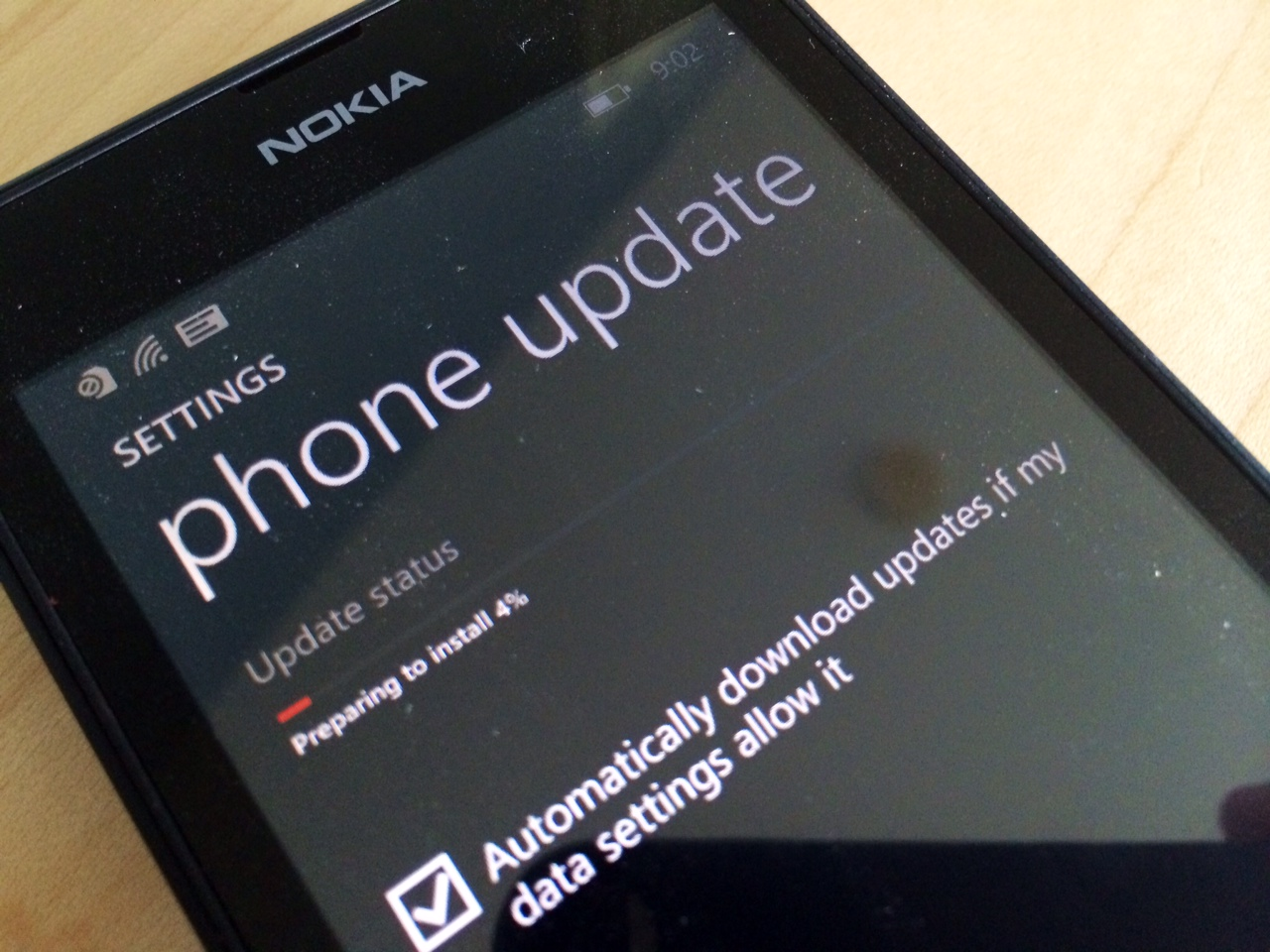 Update 1 Windows Phone 8.1