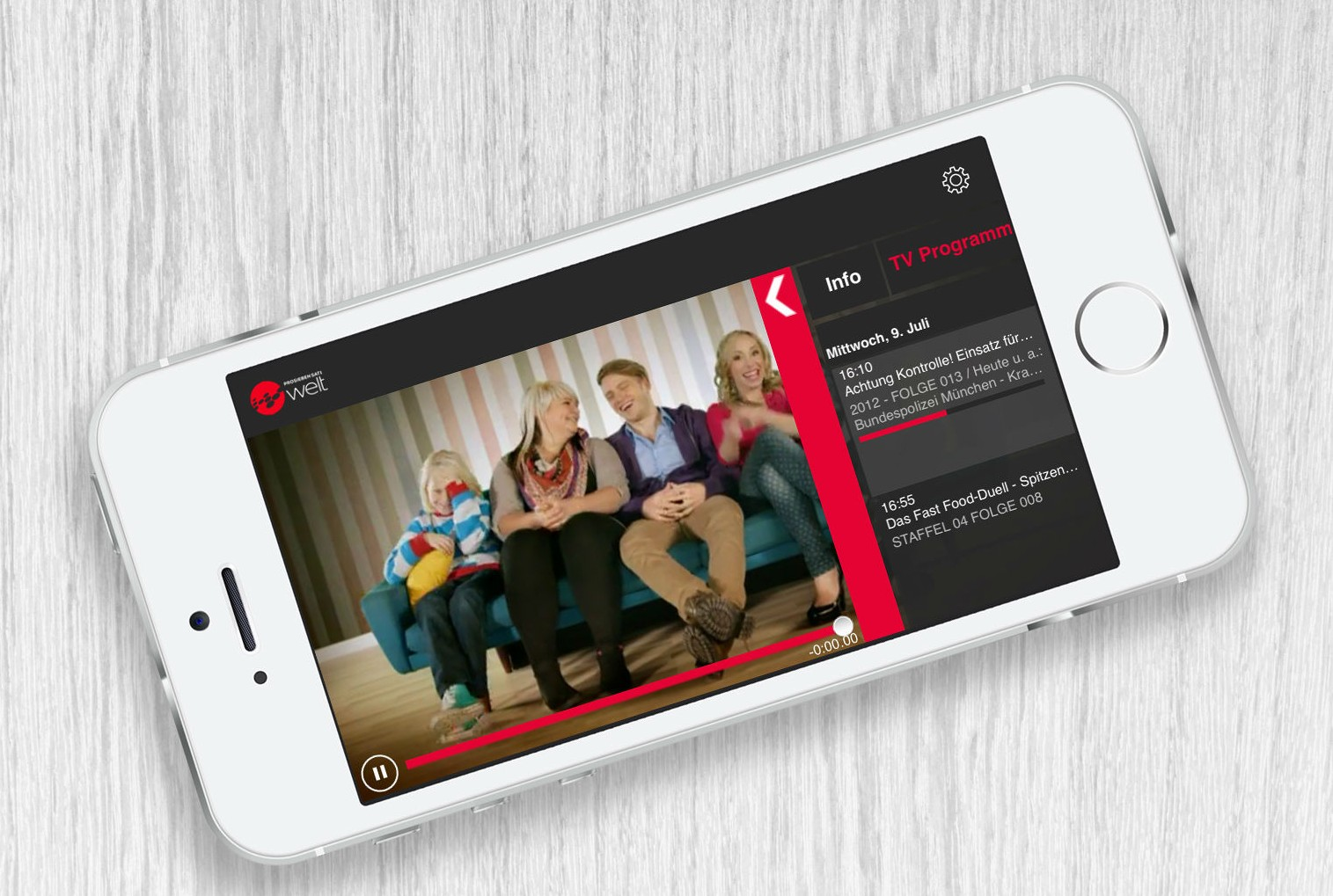 Germany's ProSiebenSat.1 is just the latest broadcaster to sell online subscriptions to its programming abroad.