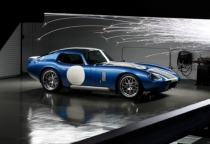 Renovo Motor's new Renovo Coupe, electric supercar. Image courtesy of Renovo Motors.