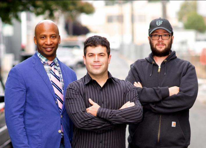 OnBeep Co-Founders Roger Wood, Jesse Robbins, Greg Albrecht