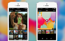 Vine's new import video feature