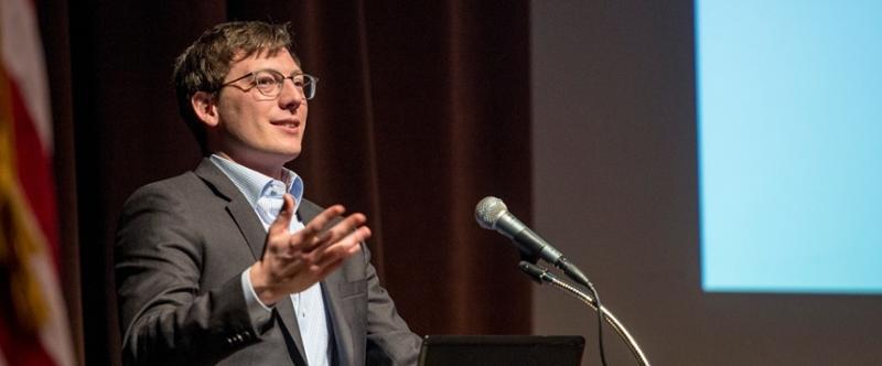 Dan Wagner. Credit: University of Montana