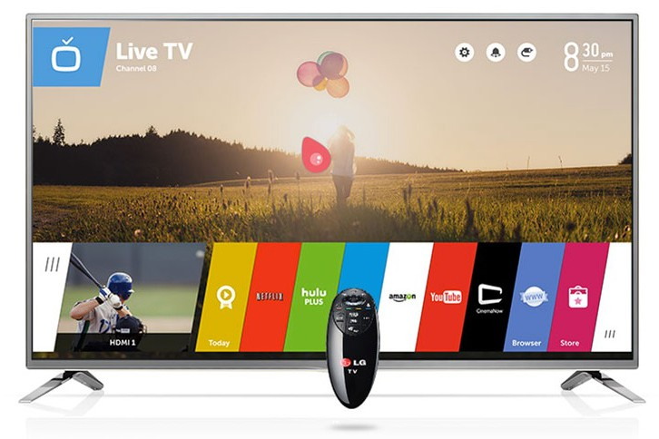 webos tv feature