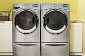 Whirlpool 6th Sense washer and dryer.