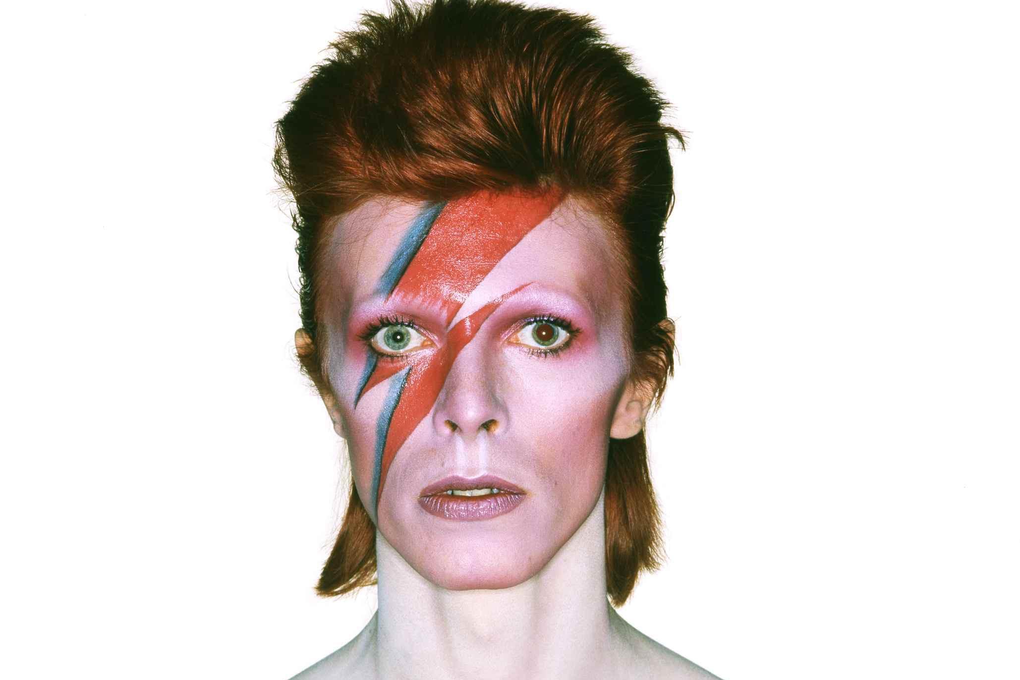 David Bowie aladdinsane