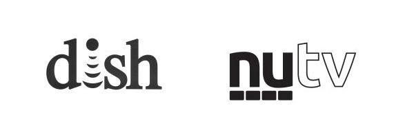 The old Dish logo and the new Nutv logo have something in common.