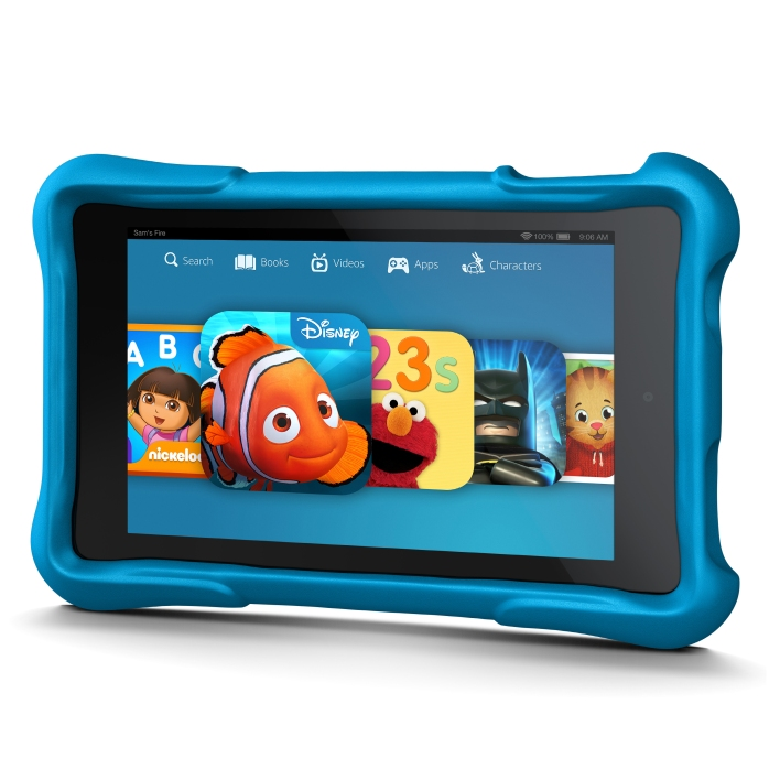 Amazon's Fire tablet for Kids without ads