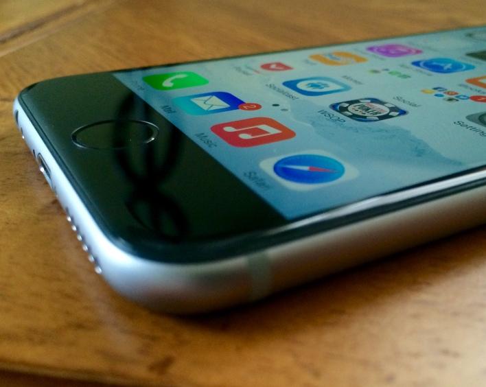 iPhone 6 thin