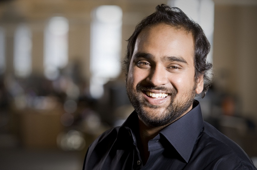 Hosain Rahman, the CEO and founder of Jawbone.