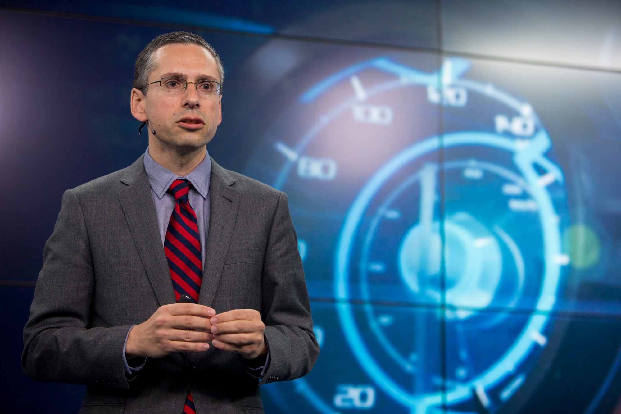 Paul Brody, VP and North America Leader, Mobile and Internet of Things at IBM.