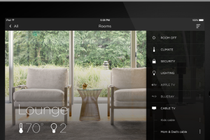 Savant Dives Deeper Into Mass Market Home Automation With New App Gigaom