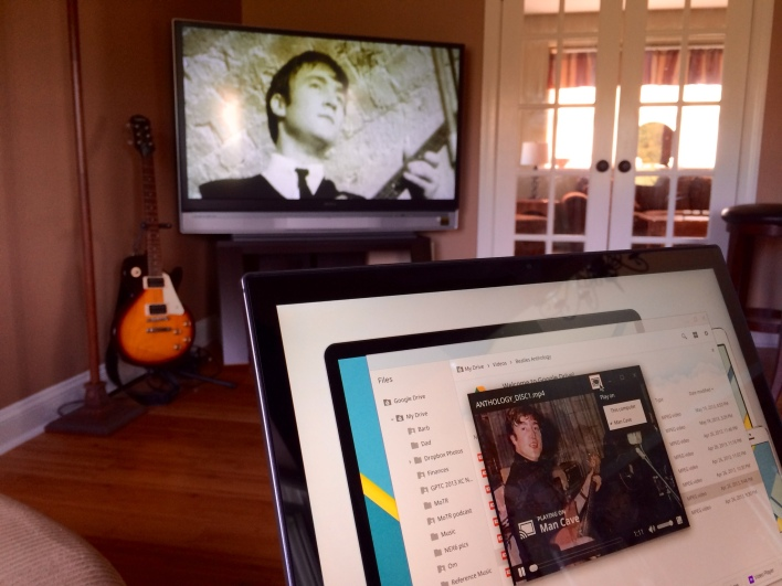 Gigaom: Watch movies from Google Drive with Chromebook to Chromecast video streaming