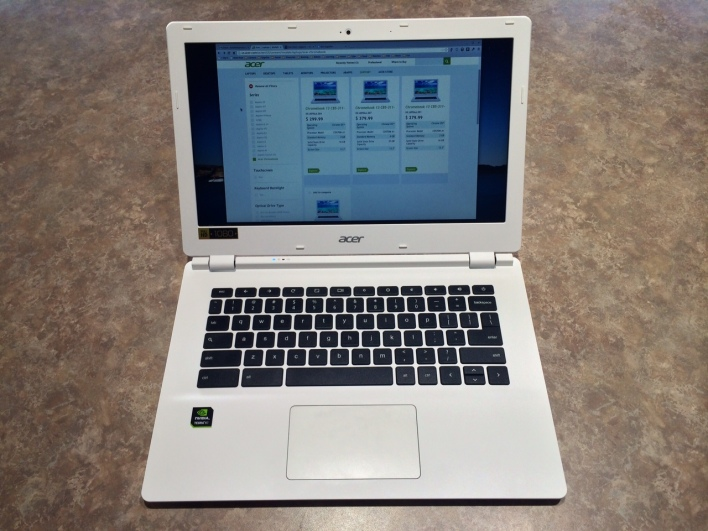 Acer Chromebook 13 front