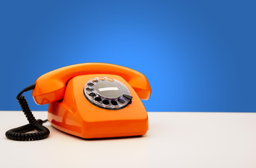 rotary phone generic