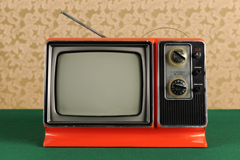 retro tv generic