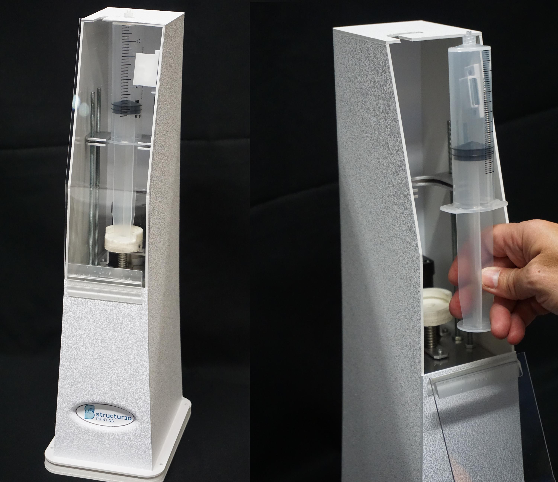 Structur3D Discov3ry paste extruder 3D printer