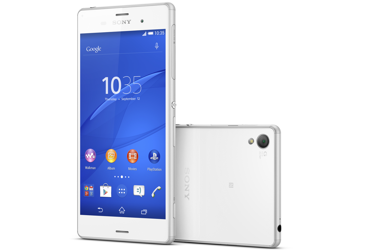 Sony Xperia Z3 and Z3 Compact