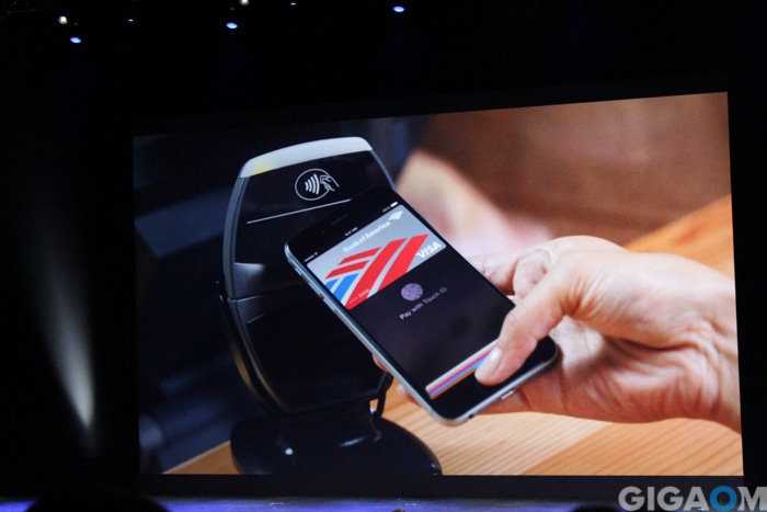 Apple Pay at the register