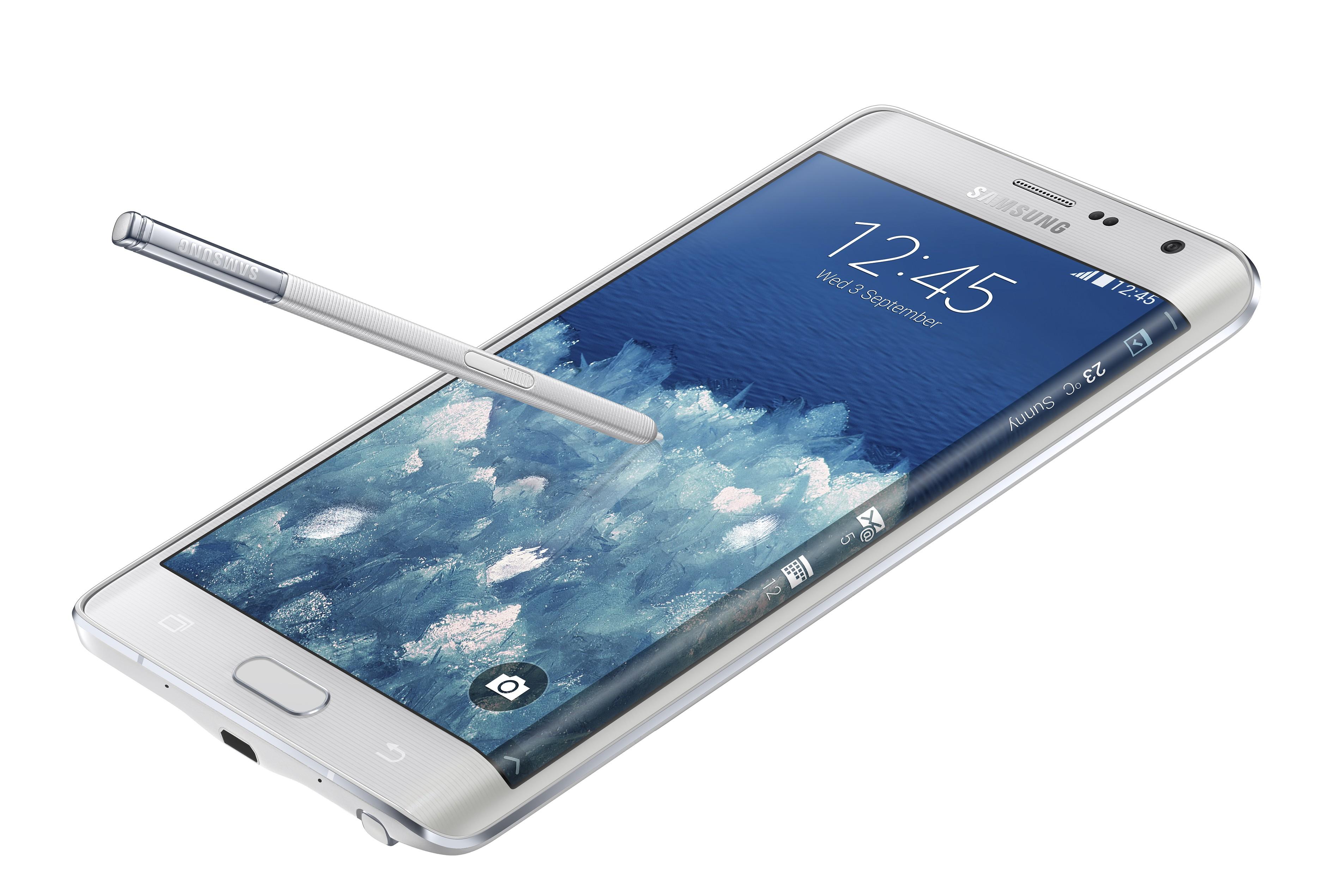 Galaxy Note Edge white