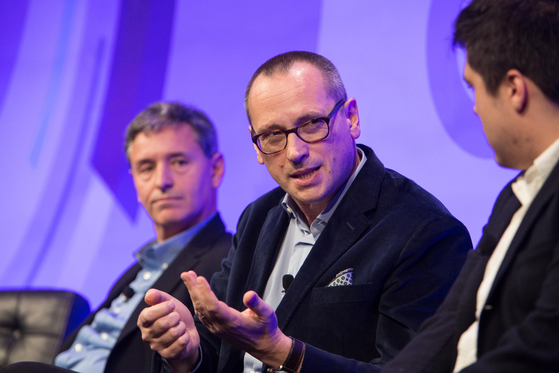 Davide Vigano — CEO and Co-Founder, Sensoria. Euro Beinat - Zebra Technologies