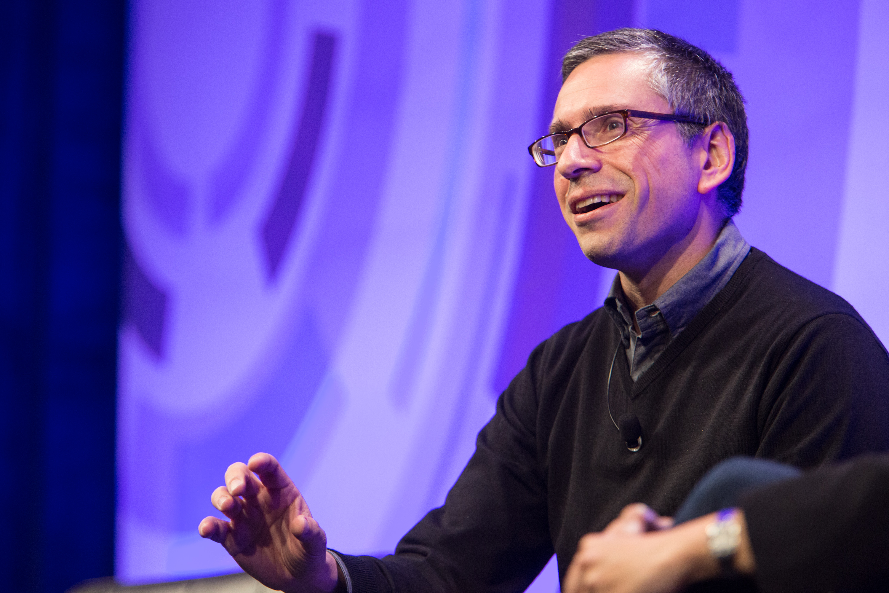 Paul Brody — VP and North America Leader, Mobile and Internet of Things, IBM