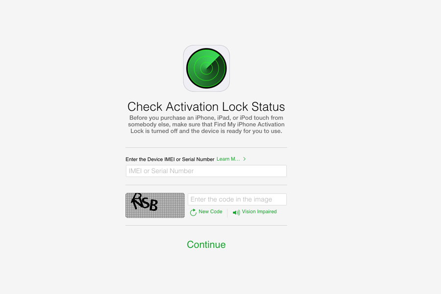 check-activation-lock-status
