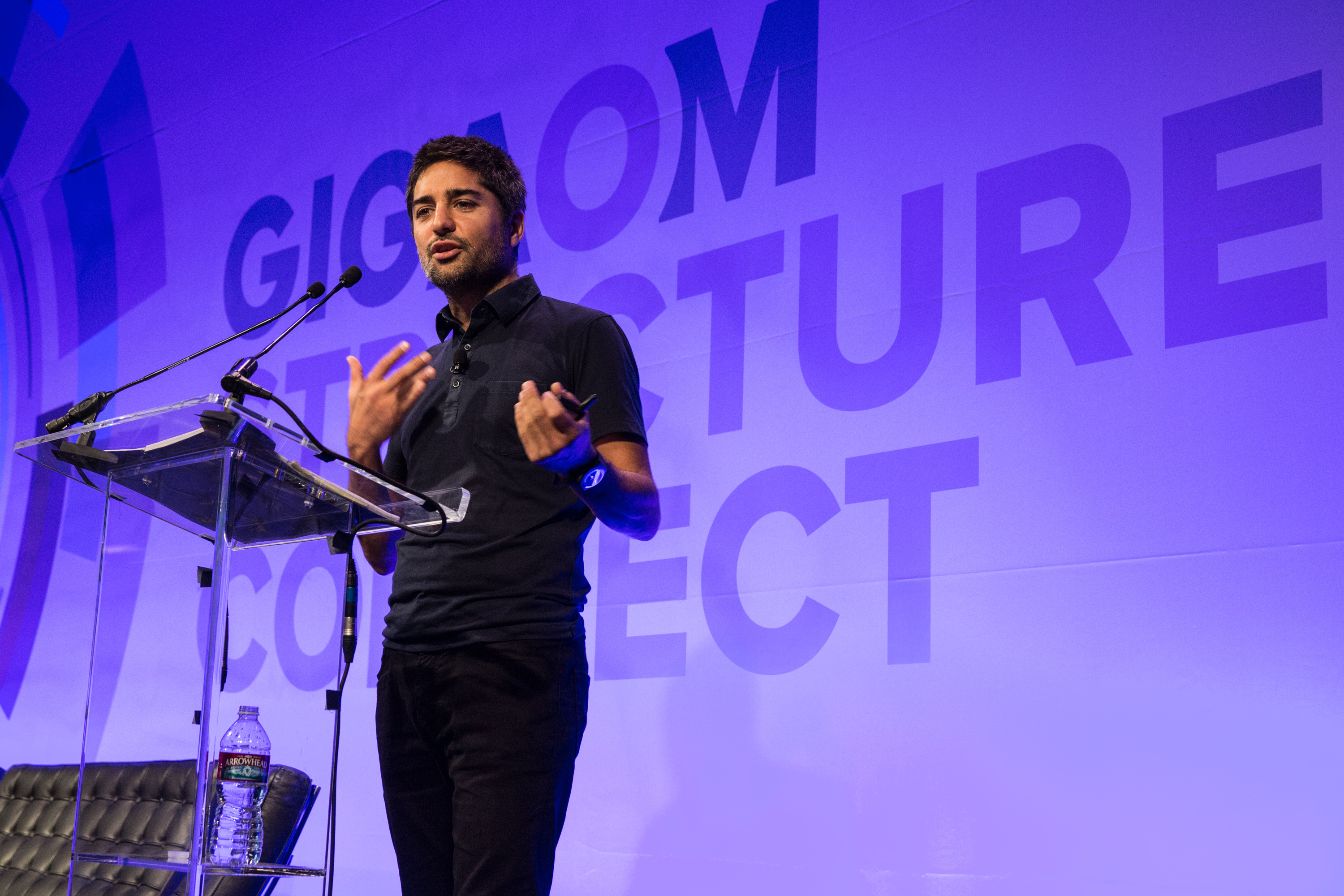 Usman Haque — Founder, Thingful