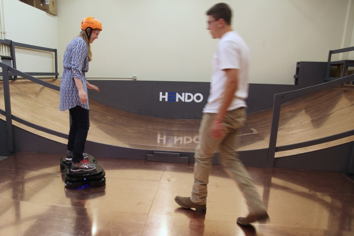 A working hoverboard will be available in 2015 Img_5402