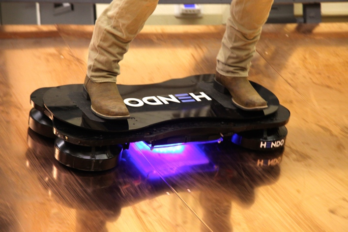 A working hoverboard will be available in 2015 Img_5426