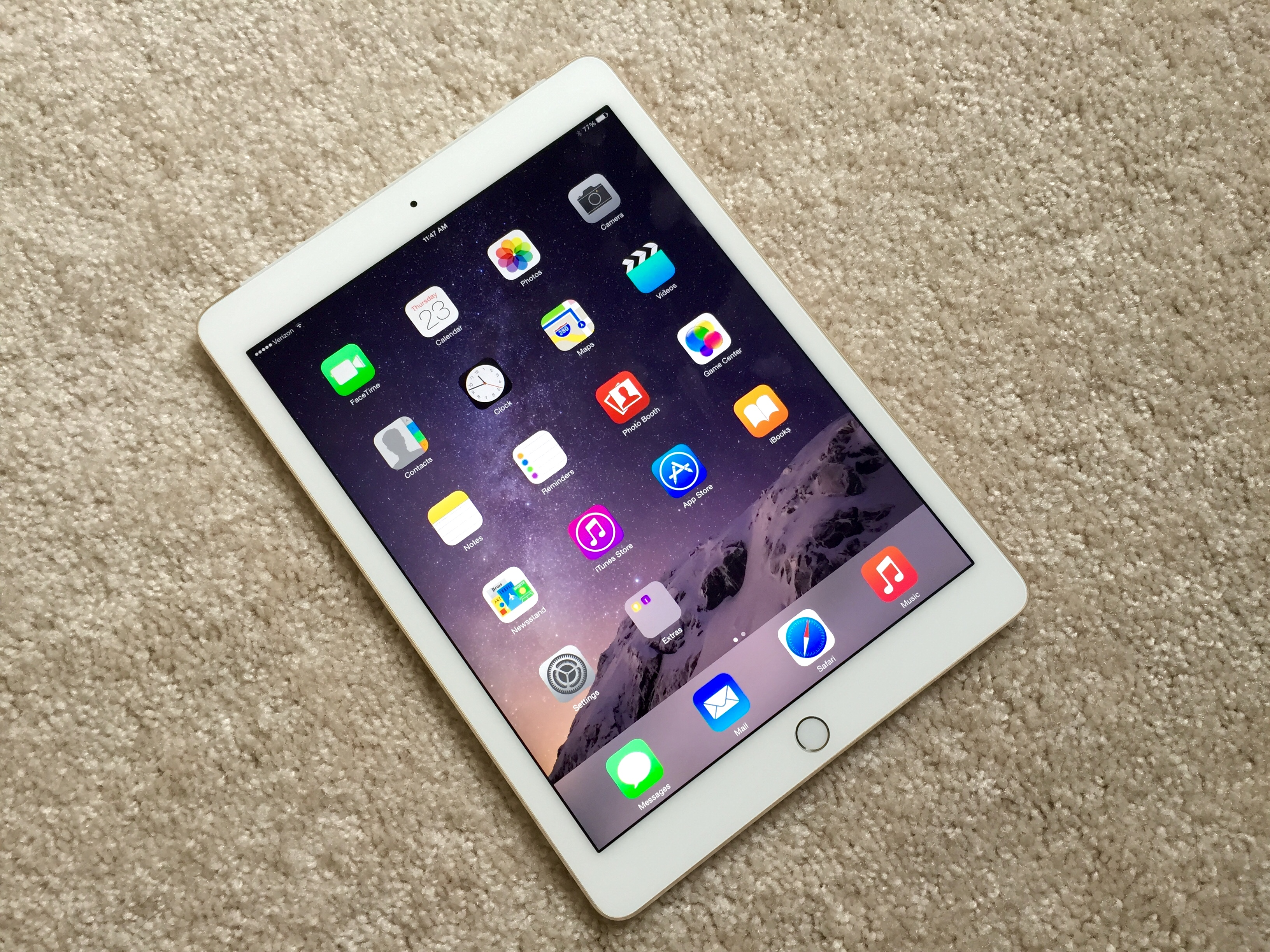 first impressions of the ipad air 2 from a current ipad air owner. Black Bedroom Furniture Sets. Home Design Ideas