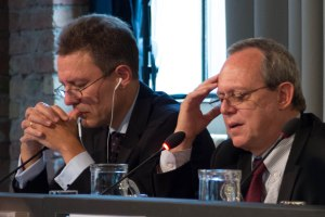 Floridi and La Rue grapple with expert testimony