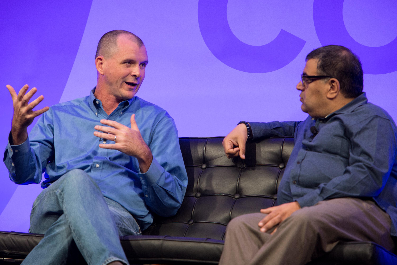 John MacFarlane — CEO, Sonos Om Malik