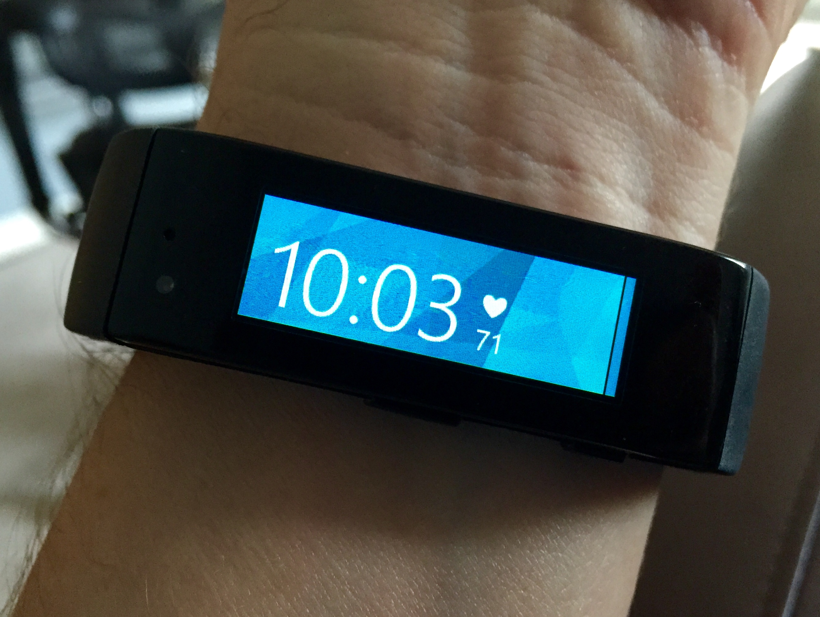 Microsoft Band HR