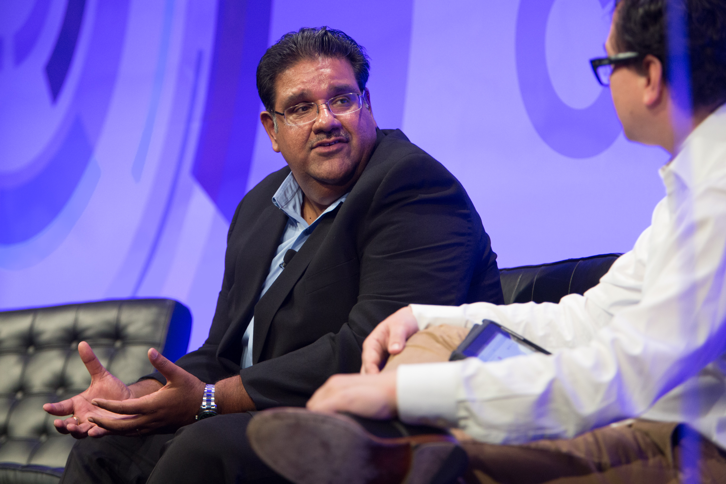 Murthy Renduchintala — EVP, Qualcomm Technologies and Co-President, Qualcomm CDMA Technologies (QCT), Qualcomm