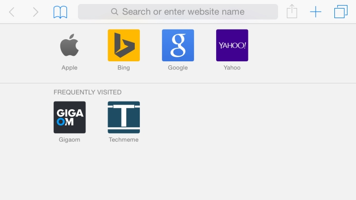 safari frequently visited