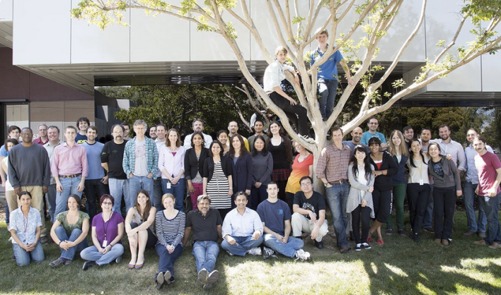 The Impossible Foods team, image courtesy of Impossible Foods.