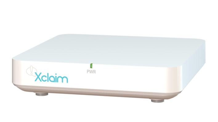 The Xclaim Xi-1 802.11n access point will retail for $89, but more powerful access points will range upwards to $399 (source: Ruckus Wireless)