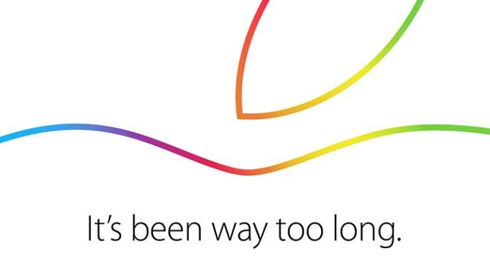 Apple event invite October 16 2014
