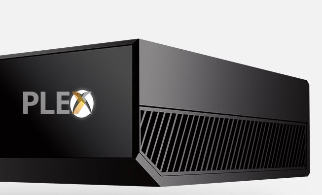 Plex releases app for xbox one and xbox 360 new tv ui with focus on discovery gigaom - Tv und mediamobel ...