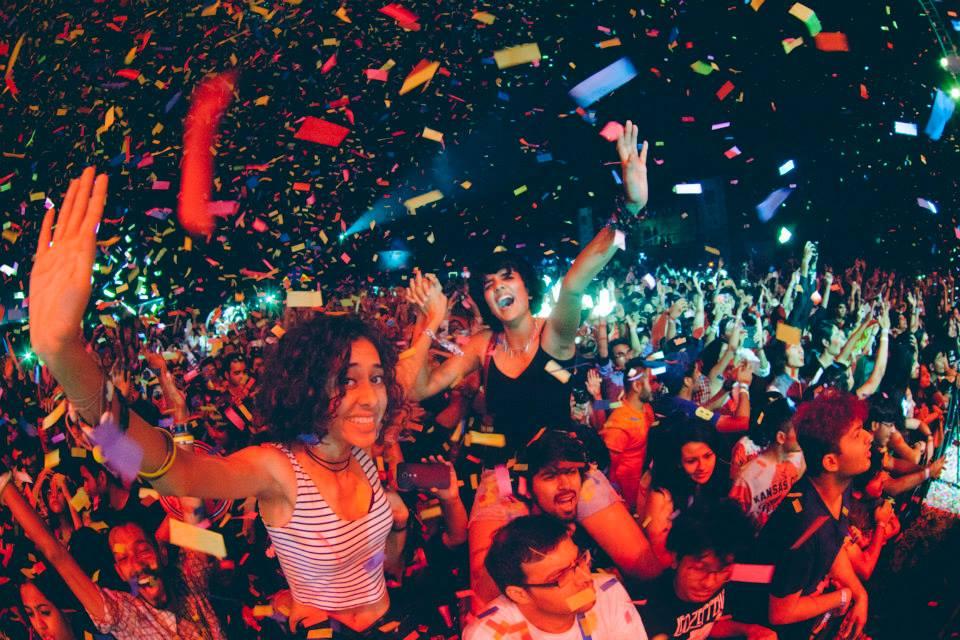 NH7 Weekender festival in Pune