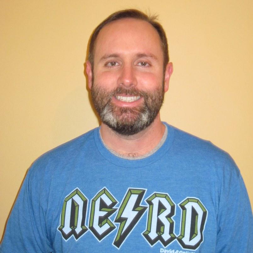 Netflix senior software engineer Andrew Spyker