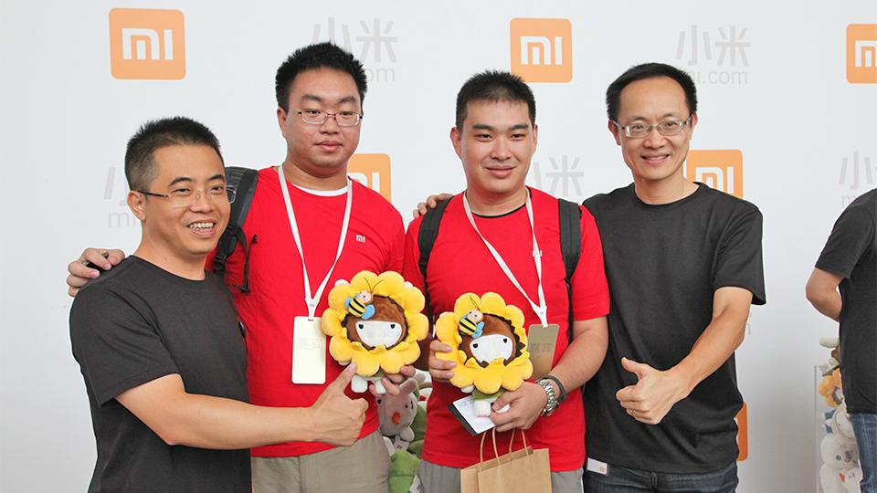 Xiaomi Fans