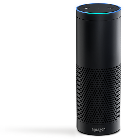 Amazon Echo voice recognition