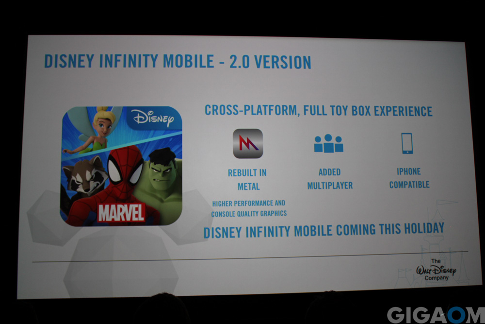 Disney saw $26B in revenue from mobile games and apps last ...