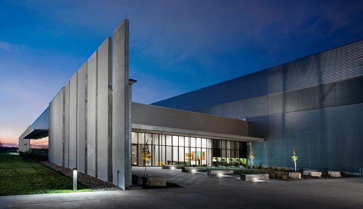 Facebook Altoon Data Center
